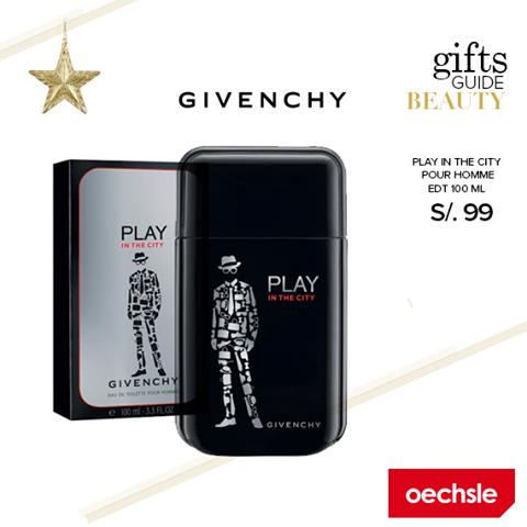 Perfume Play de Givenchy a sólo S/. 99.00