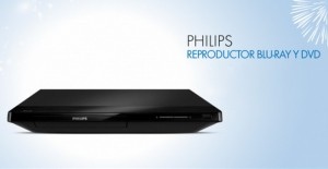 Reproductor de Blu-ray y DVD a sólo S/. 189.00
