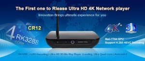Cr12 Android Tv Box4.4 Kitkat 4k Hultra Hd Cam 5mp Smart Tv/Importec Virtual