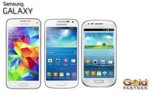 Samsung Galaxy desde S/. 308.00