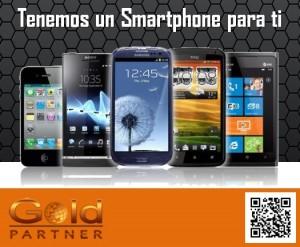 Celulares Smartphone desde S/. 308