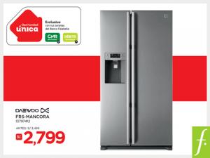 Refrigeradora a sólo S/. 2799.00