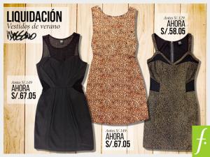 Saga Falabella  – Liquidacion vestidos de Verano