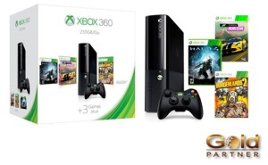 XBOX 360 + Forza Horizon + Halo 4 + Borderlands 2 a S/. 895