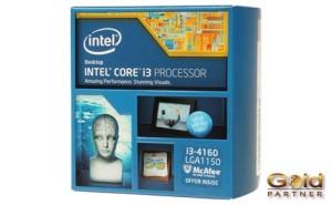 Procesador Intel Core I3-4160 a S/. 443