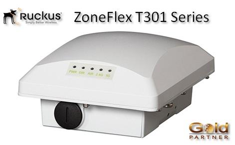 Ruckus ZoneFlex Outdoor ZoneFlex T301 Series