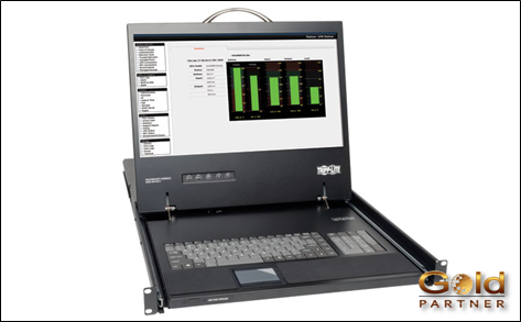 1U RACKMOUNT CONSOLE 19 IN LCD a S/. 3,107