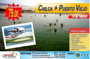 Paga S/.79.00 por Full Day Chilca + Lagunas Medicinales + Humedales y Más.