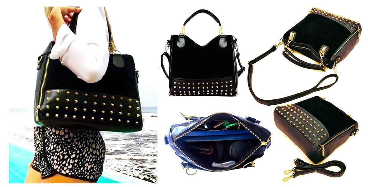 Carteras, billeteras, monederos, mochilas y accesorios de moda en REMATE