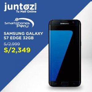 Samsung Galaxy S7 Edge 32gb a  S/ 2,349.00