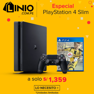 Playstation 4 Slim 500 Gb Uncharted 4: A Thief's End de regalo