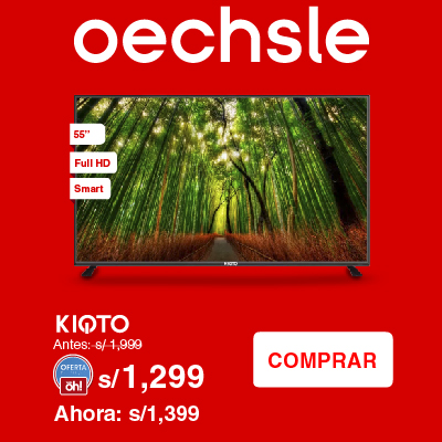 Full HD LED Smart TV 55″ 55TS0812