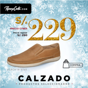 ZAPATO DE CUERO PARA HOMBRE ZCBCH-16 5723