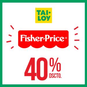 Hasta 40% de Descuento en juguetes Fisher Price